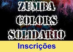 Zumba Collors solidário - inscrições