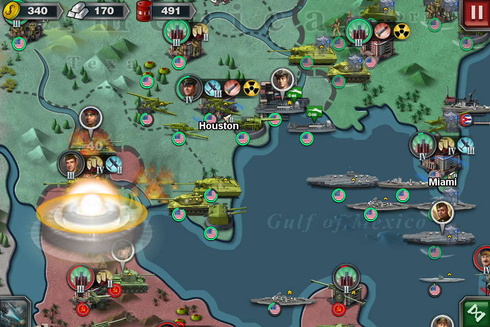 World Conqueror 3 Screenshot 4