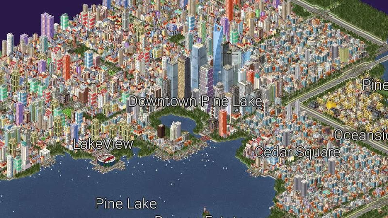 TheoTown City Simulation Screenshot 4