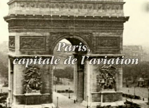 Pary¿, stolica lotnictwa / Paris, capitale de l'aviation (2011) PL.TVRip.XviD / Lektor PL