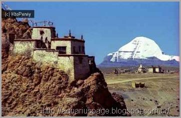 Monatério kailash Profecias 2012