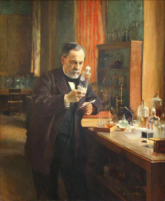 Albert Edelfelt - Louis Pasteur
