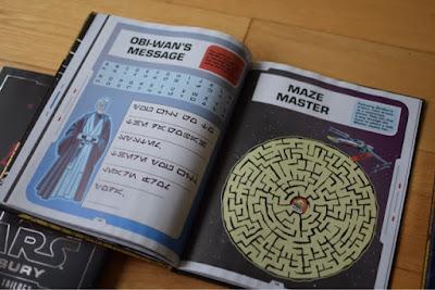 #starwarsxmasbooks Star Wars Books for 2015