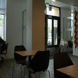 Koffie in het stationsgebouw van Lillehammer