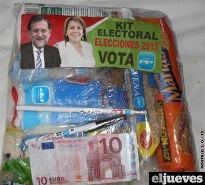 Kit electoral PP
