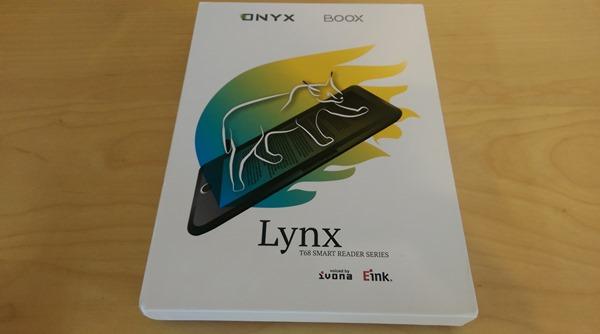 Onyx BOOX T68 LYNX