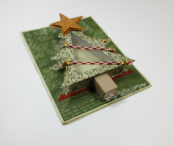 Christmas Tree treat cup - The Cutting Cafe - Ruthie Lopez _ My Hobby My Art 3