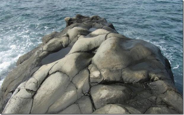Felsen im Atlantik