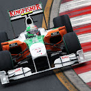 Vitantonio Liuzzi, Force India VJM03