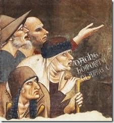 16_Andrea_di_Cione_Orcagna,_Fresco_from_Santa_Croce,_Florence._1344-45.