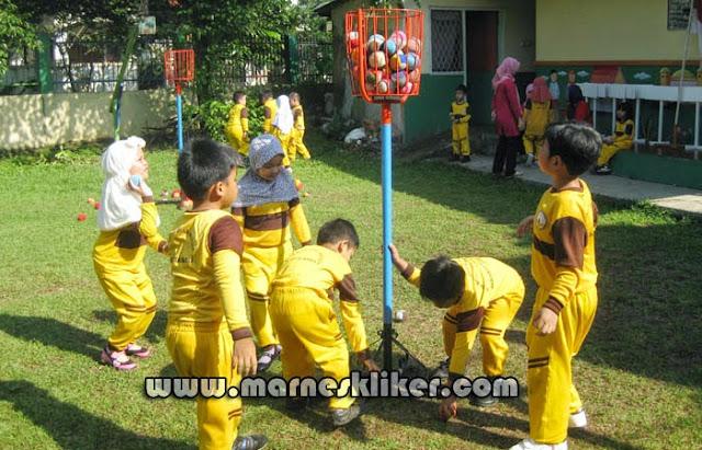 Jelang Lomba Hardiknas 2015, TK BIM Gelar Latihan dengan Intensif
