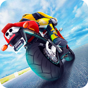 Moto Highway Rider For PC (Windows & MAC)