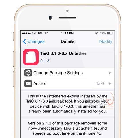 Update TaiG 2.1.3