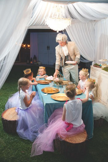 Cinderella Themed Royal Garden Party - Las Vegas www.trishphoto.com  304