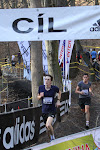 Na třetím místě Hejkal s časem 18:15.5