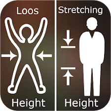 Height Stretching: lose weight