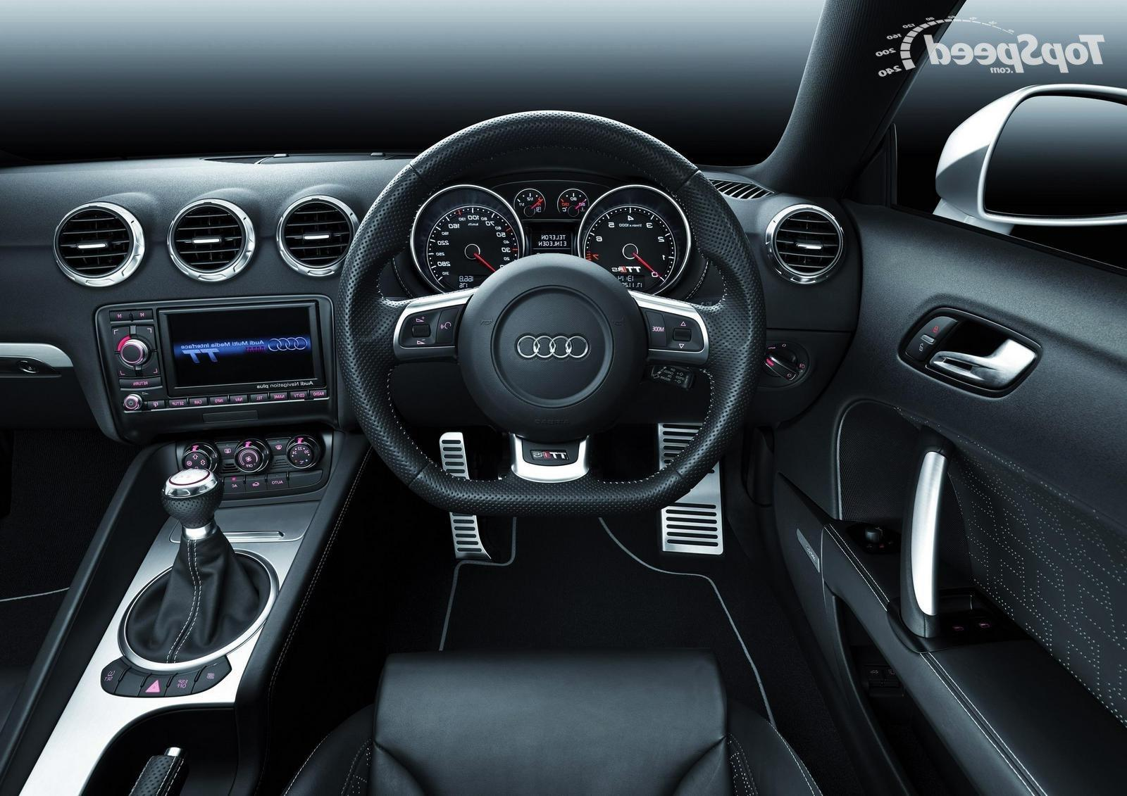 Audi Tt White 2010
