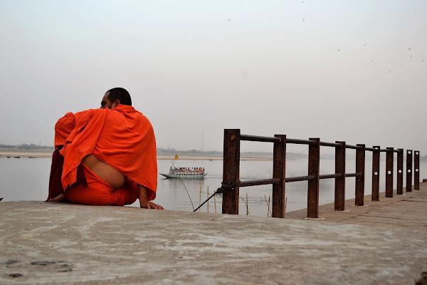 монах ганг