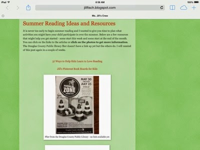 http://jillfisch.blogspot.com/2015/05/summer-reading-ideas-and-resources.html