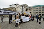 Kundgebung gegen das Leistungsschutzrecht