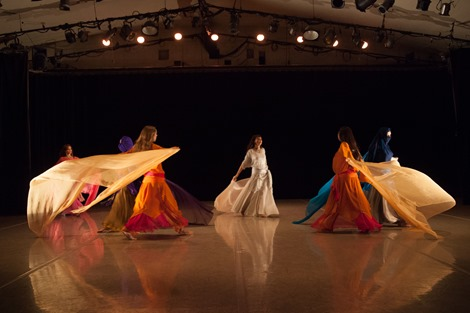 Mosaic Dance Theater Company/ Martha Graham theater