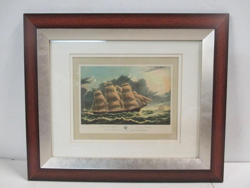 Nautical Print Pair
