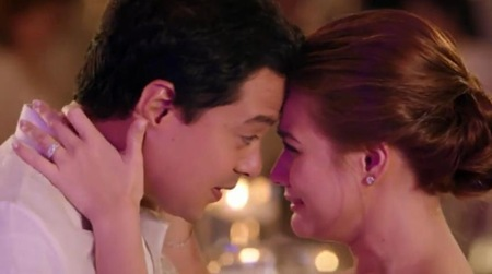 John Lloyd Cruz and Bea Alonzo in A Second Chance