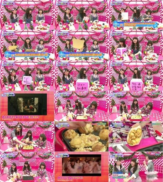 (TV-Variety)(720p) NMB48 – Kawaiian Clubee ! ep16 141223