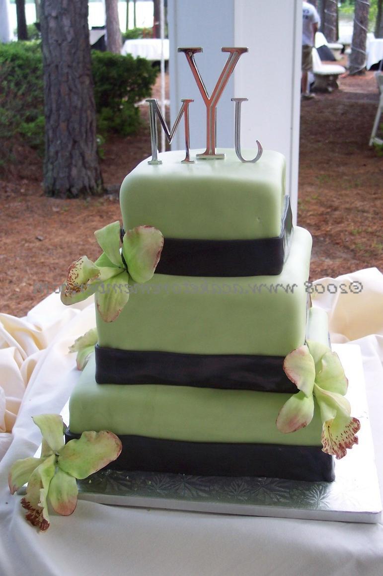wedding cakes richmond va,