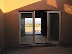 Ctyd view toward entry door 11/18