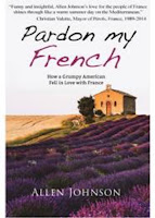 French Village Diaries book review Pardon My French Allen Johnson