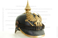 Pickelhaube model 1895