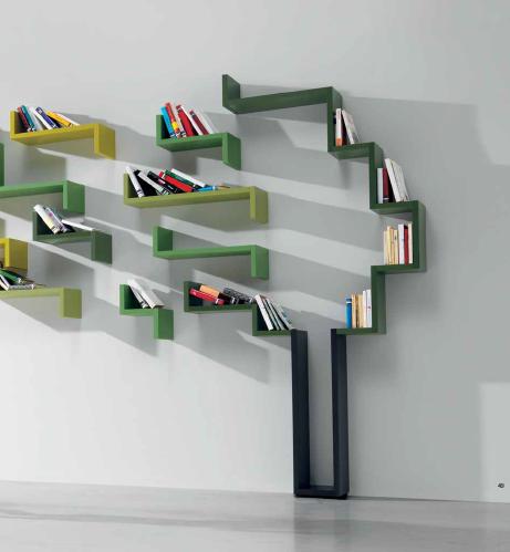 Soggiorni moderni carminati e sonzognicarminati e sonzogni for Libreria lago linea