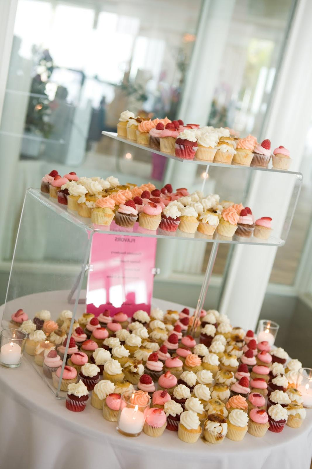 of lovely mini-cupcakes