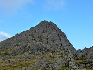 Tryfan's South Ridge descent
