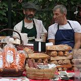 Une petite pause entre tagliatelles Maitena au piment d'Espelette(g) et sandwich jambon bayonne