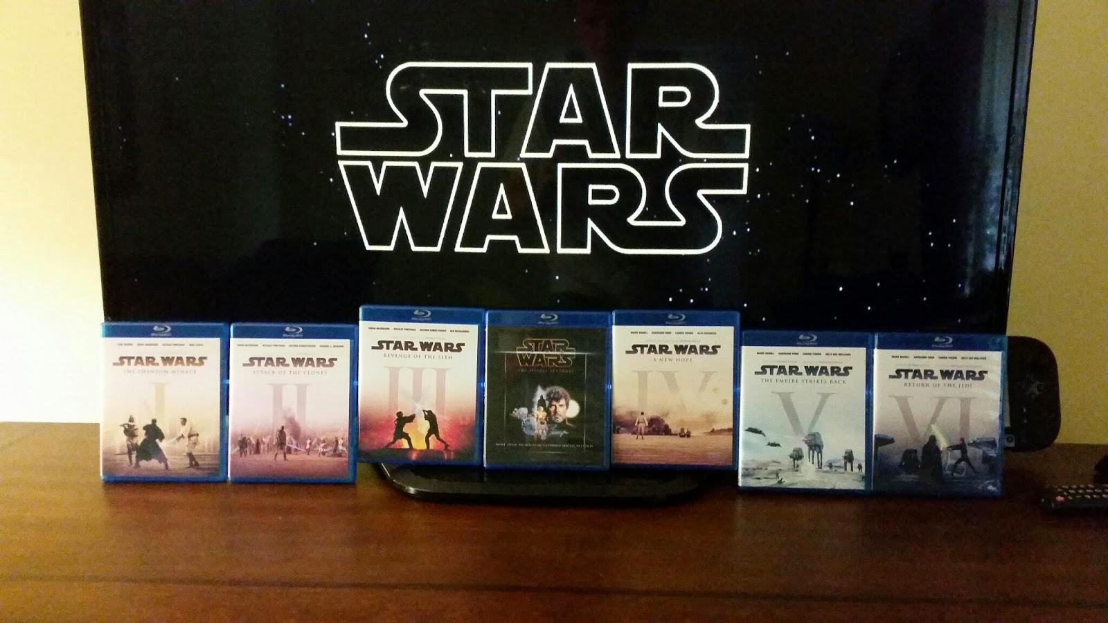 nerd den the ultimate star wars saga collection