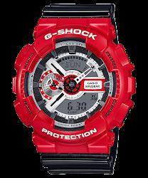 Casio G Shock : GA-110RD