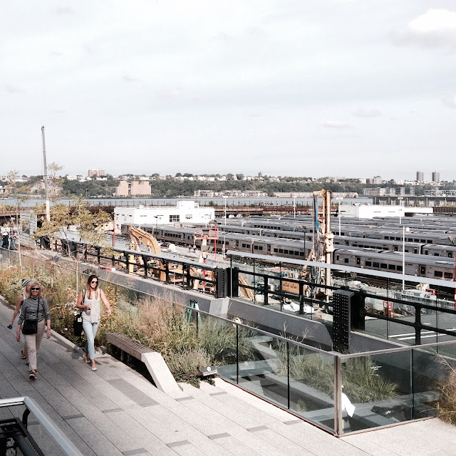 The High Line at 34th Street