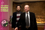 Tras el concierto de Alí Arango… los concertistas Armen Doneyan y Giovanni Grano.