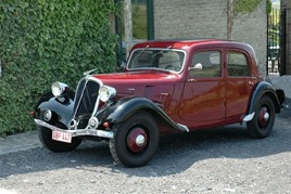 Citroen Traction 7B 1934