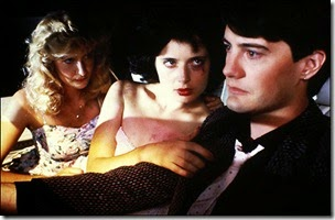"""Blue Velvet,"" by David Lynch, with Kyle MacLachlan, Isabella Rosselini, and Laura Dern. no credit"