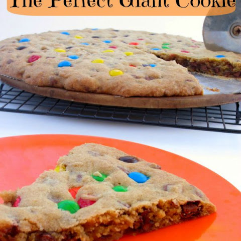 Perfect Giant Cookie Cake