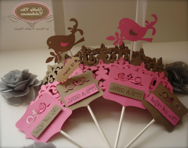 Shower Wedding Cupcake
