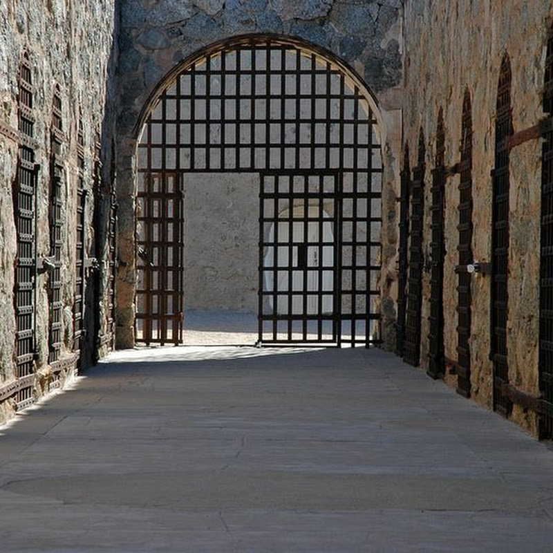 The Yuma Territorial Prison