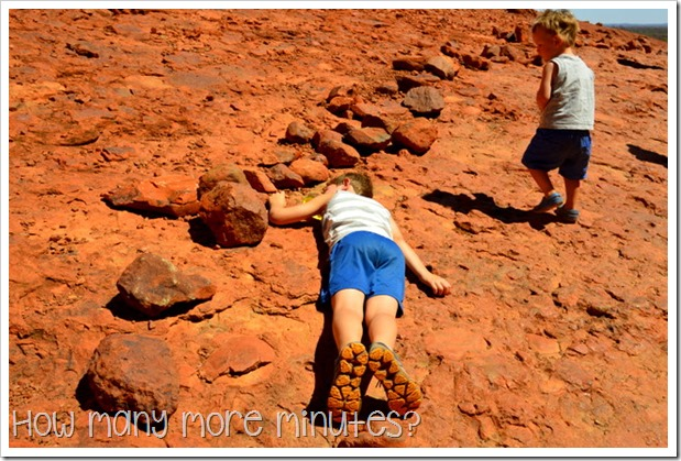 A Walk in Kata-Tjuta | How Many More Minutes?