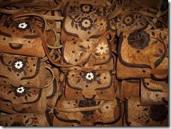 Amadou purses