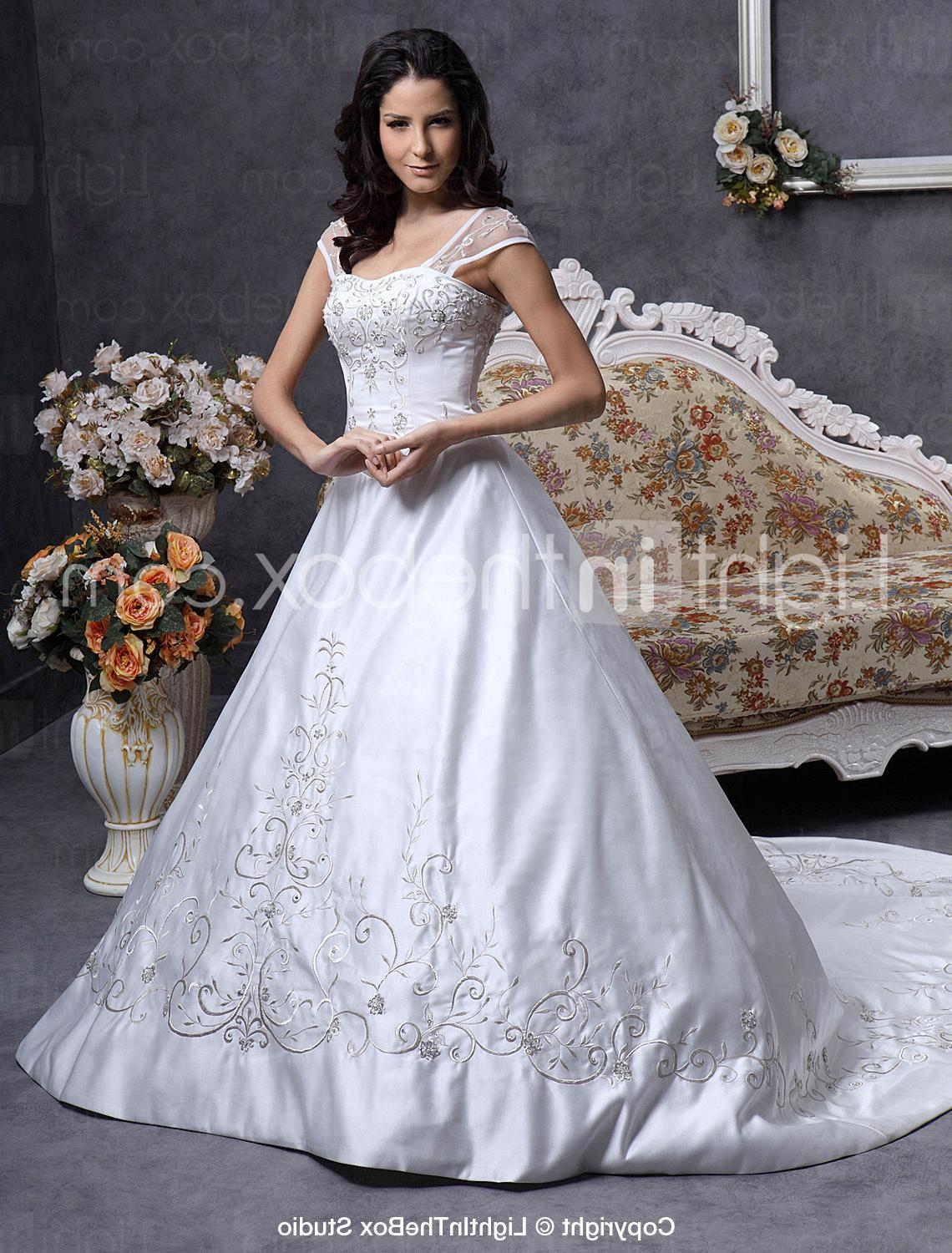 Ball Gown Off-the-shoulder