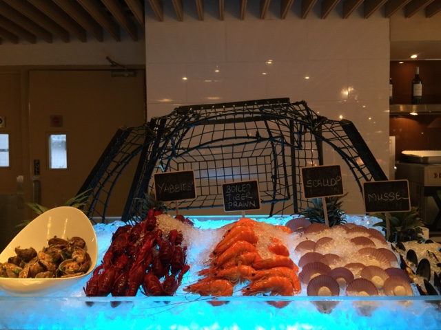 best seafood buffet singapore