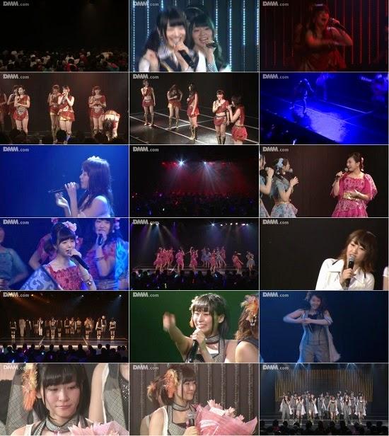 """(LIVE)(公演) NMB48 チームBII """"逆上がり"""" 内木志の生誕祭 150306 & 150310 & 150406 & 150409"""